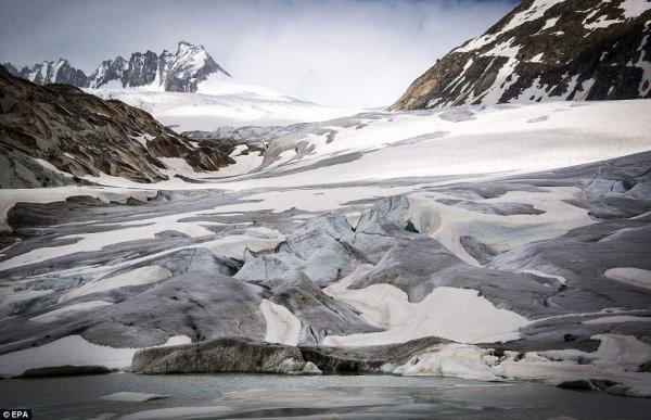 Учёные решили проявить особую заботу к Ронскому леднику