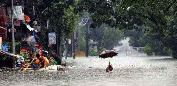 Вьетнам, Таиланд и Камбоджа сражаются с наводнением