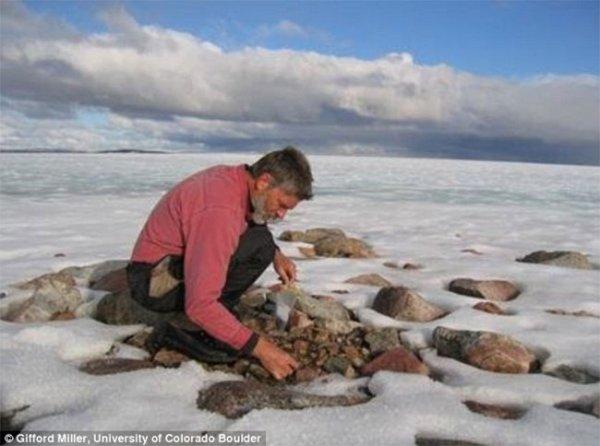 Арктика переживает самое большое потепление за последние 44 тысячи лет