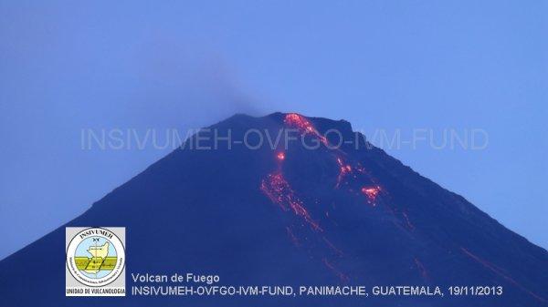 Вулканы Вануату и Гватемалы готовятся к извержению