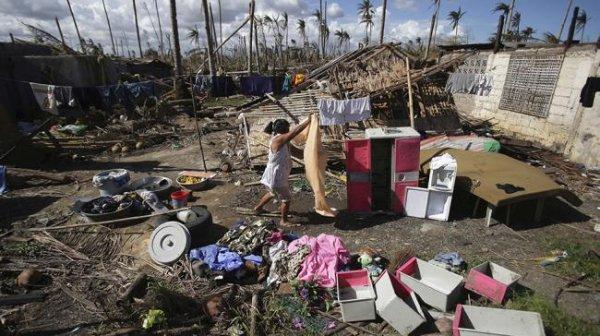 О последствиях циклона Хелен