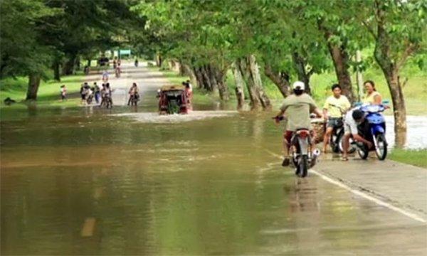 Остров Минданао пострадал от наводнения