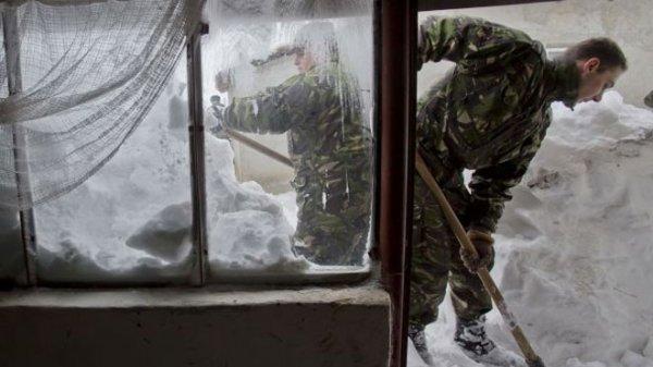 Январские морозы испытывают на прочность Центральную и Восточную Европу
