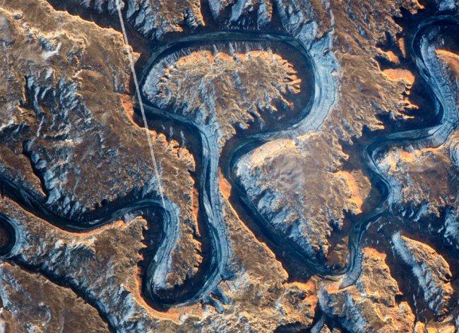 Путешествие в космос: как сейчас выглядит наша Земля