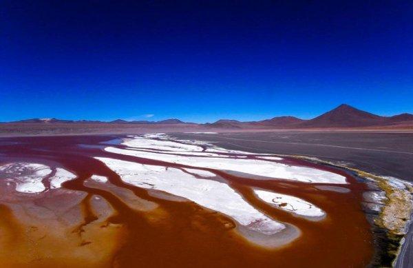 Самые удивительные озера планеты