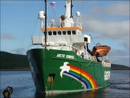Гринпис вернул Arctic Sunrise