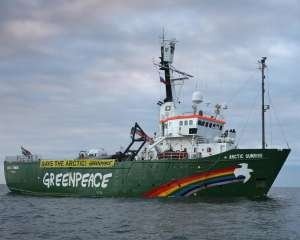 Гринпис Интернешнл внес залог за радиста с Arctic Sunrise