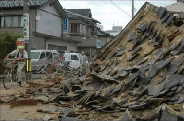 Японию ждет чудовищное по силе и разрушительности землетрясение