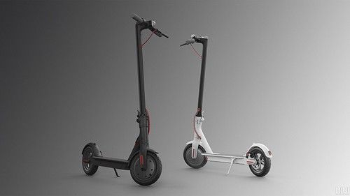 Электросамокаты XIAOMI MIJIA ELEKTRIC SCOOTER
