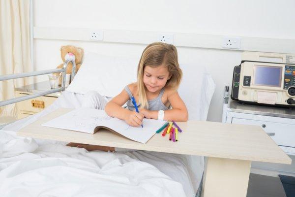 Обычный грипп у ребенка может вызвать лейкоз