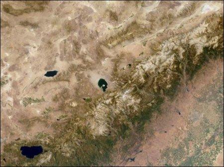 Разломы вдоль горного хребта Сьерра-Невада несут угрозу землетрясений