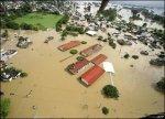 Сильные наводнения обрушиваются на Мексику