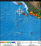 Землетрясение силой 6,3 на мексиканских островах Ревилья-Хихедо